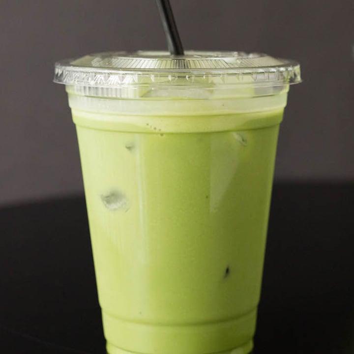 Hũ 220gr - Bột trà xanh sữa 3in1 GreenD Food