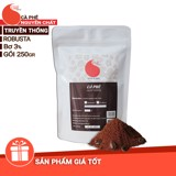250gr - Cafe bột - Vị bơ - Light Coffee