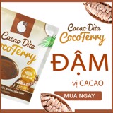 50gr - Bột cacao sữa dừa CocoTerry