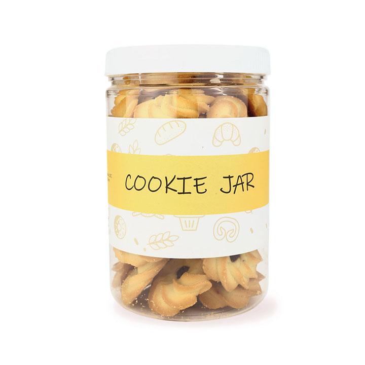 Bánh cookie jar thơm ngon hảo hạng (Cookie Jar) - hũ 290g