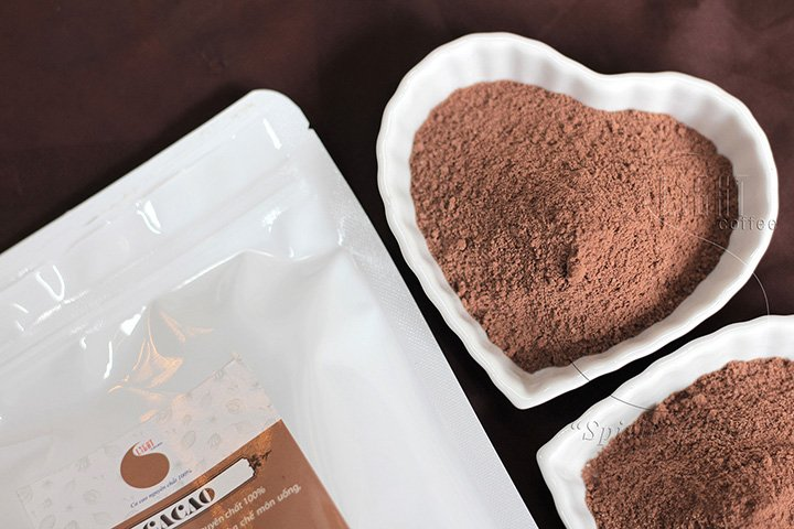 250gr - Bột Cacao sữa (cacao 3IN1) - Light Cacao