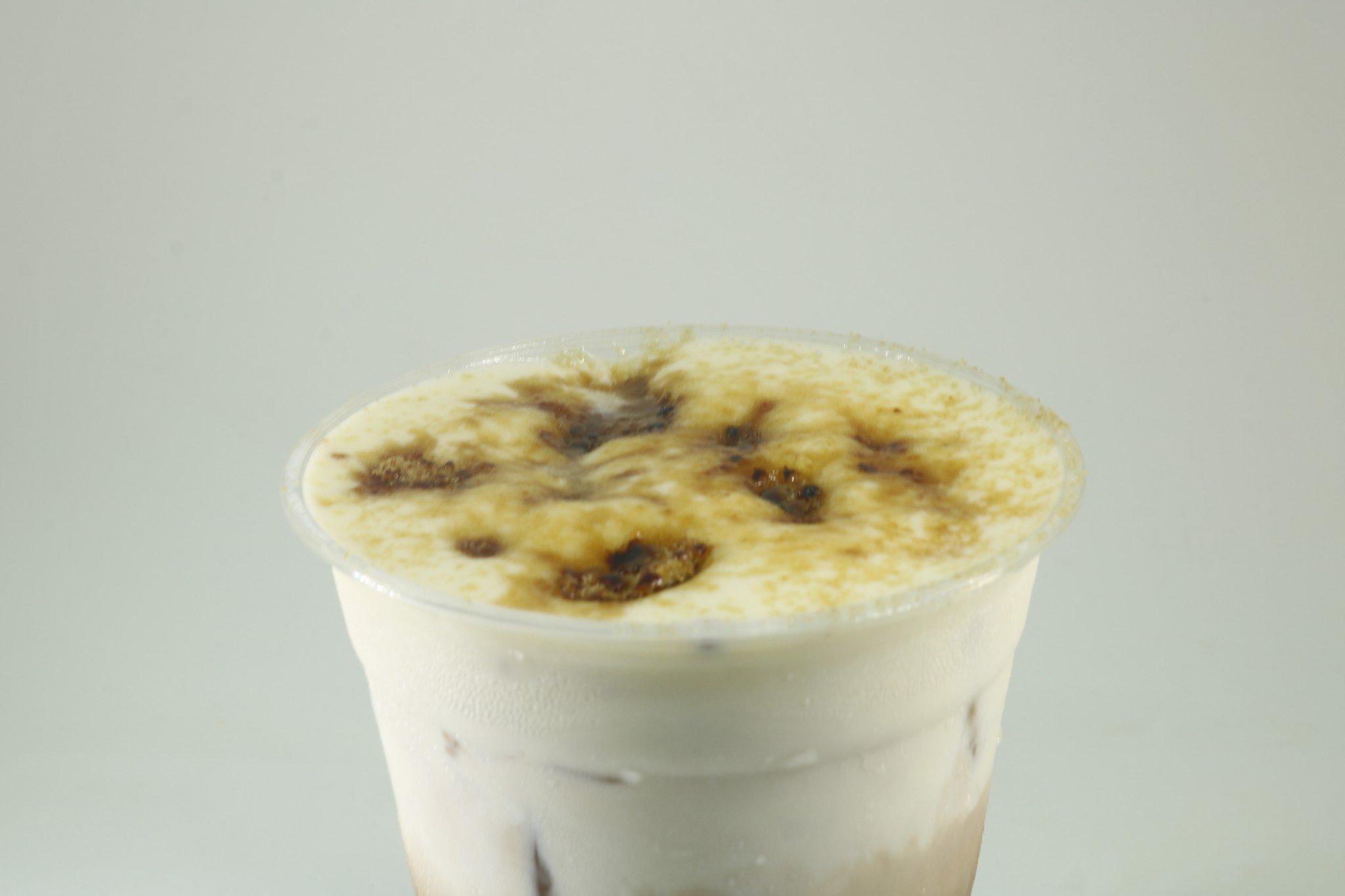 11. Cacao sữa milk foam đường đen
