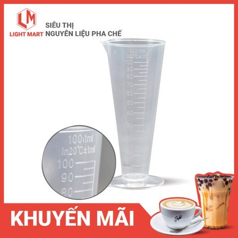 Ca đong 100ml - Light Mart