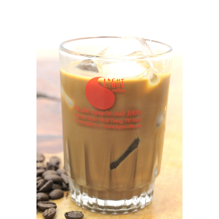 100gr - Cà phê bột Arabica - Light Coffee