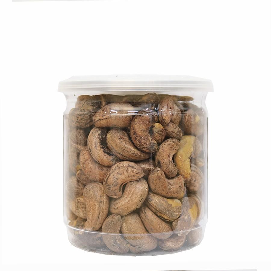 250g - Hạt điều rang muối Vỏ lụa Green D Food - Thượng Hạng