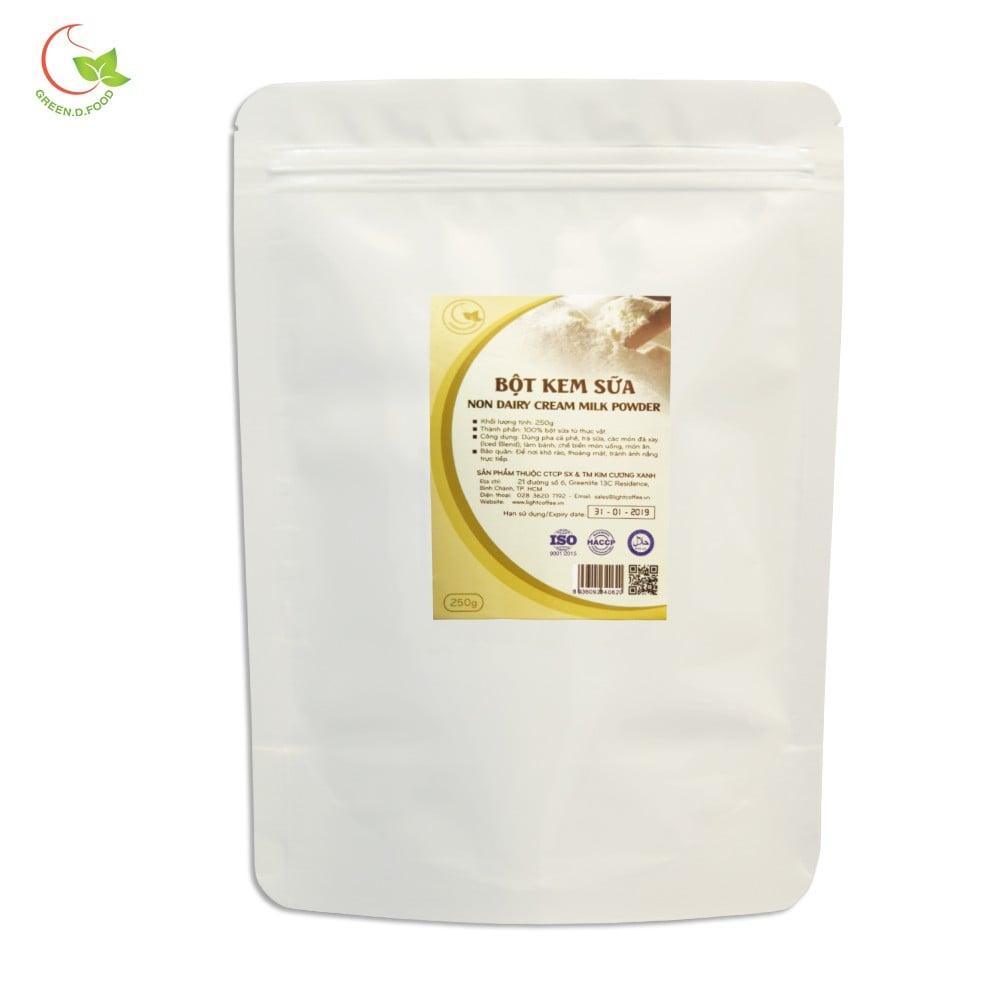 Gói 250g - Bột sữa Green D Food