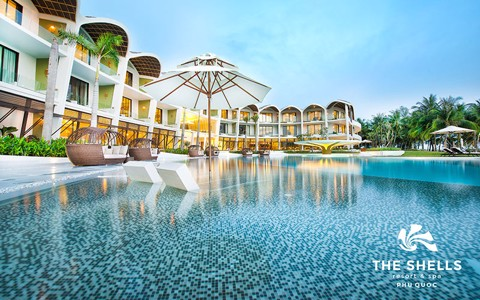 The Shells Resort & Spa - Phú Quốc