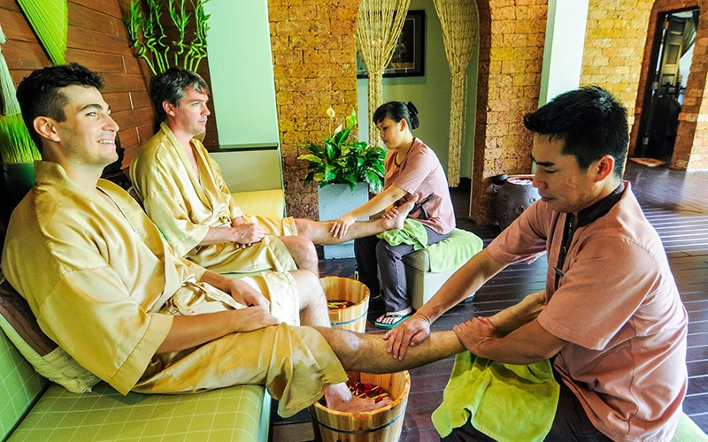Palm Garden Beach Resort & Spa Hội An - Voucher siêu rẻ