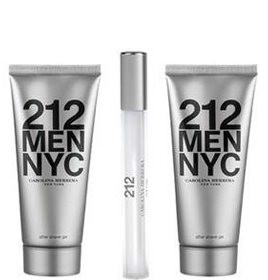 Kit Carolina Herrera 212 Men