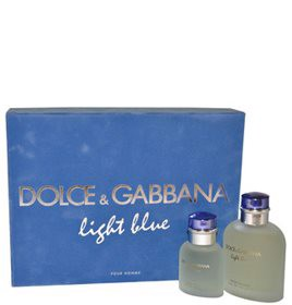 SET D&G Light Blue