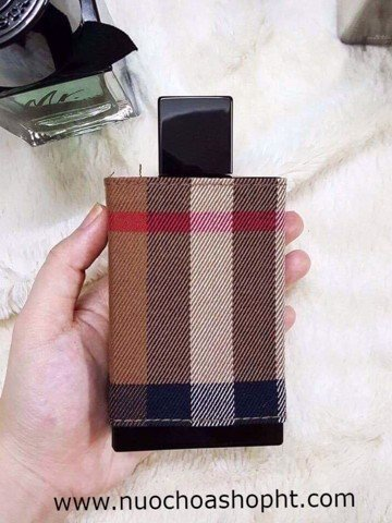 Nước Hoa Burberry London Men Cho Nam