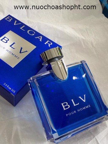Nước Hoa BLV For Men
