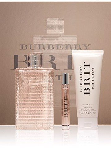 FULL SET Burberry Brit Rhythm Women