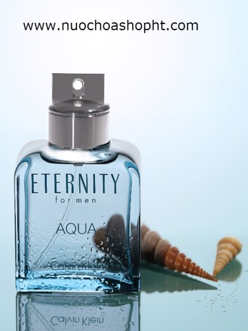 Nước Hoa CK Eternity for men Aqua