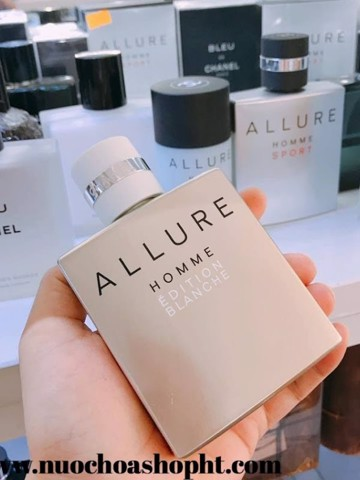 Nước Hoa Chanel Allure Homme Edition Blanche