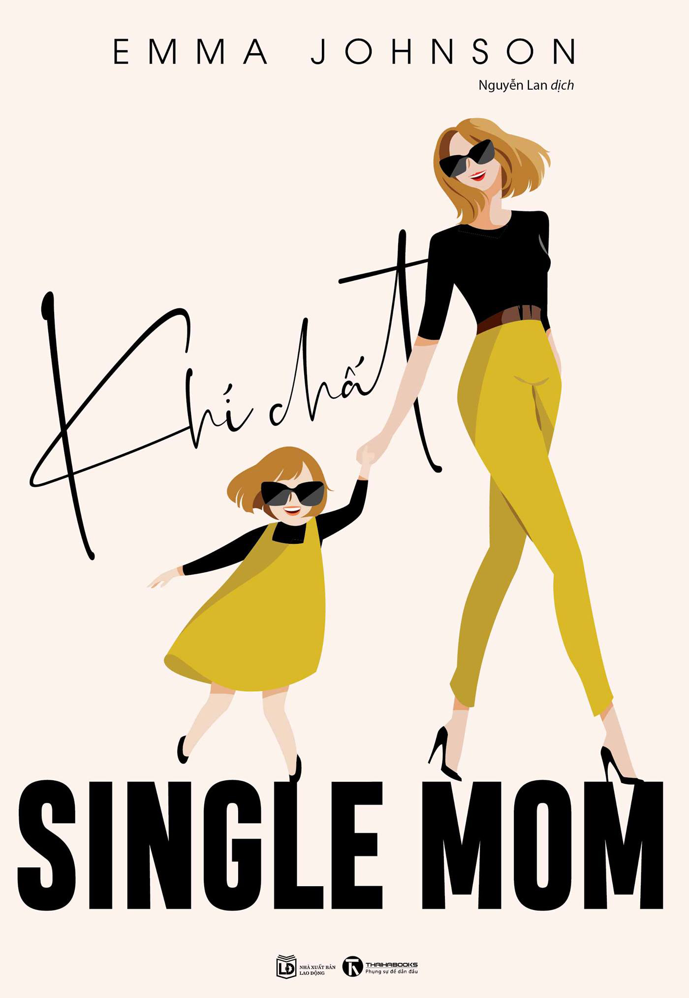 Khí chất Single Mom