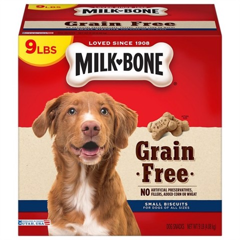 Milk-Bone Grain-Free Biscuits