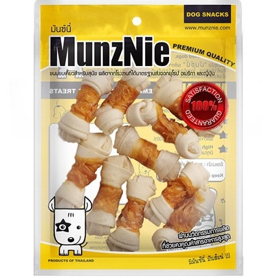 Munznie White knotted bone 2.5