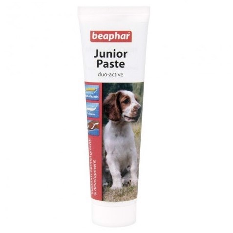 Beaphar Junior Paste duo-active for dog 100g