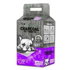 Absorb Charcoal Pet Sheet 35x45cm 100 miếng