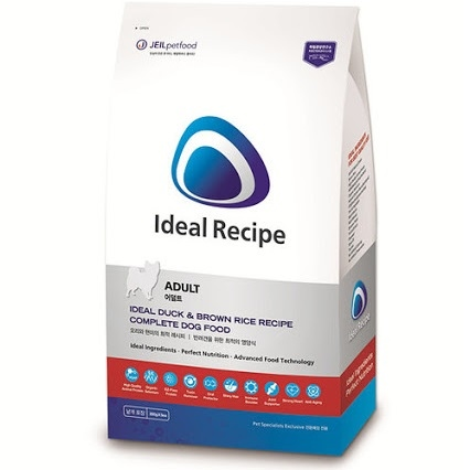 Ideal Recipe Dog Adult Duck & Brown Rice