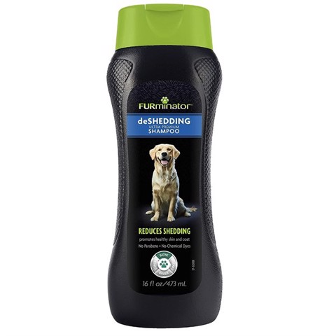 FURminator Dog Shampoo Reduces Shedding 473ml