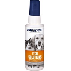 Pro-Sense Itch Solutions Hydrocortisone Spray for Pets with Aloe 118ml (4oz)