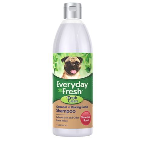 Everyday Fresh Oatmeal 'n Baking Soda Shampoo, Hawaiian Scent 474ml