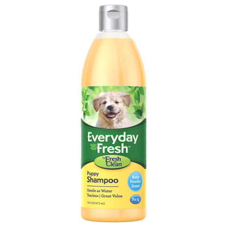 Everyday Fresh Puppy Shampoo 474ml