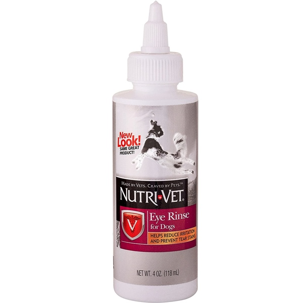 Nutri-Vet Dog Eye Rinse 118ml (4oz)