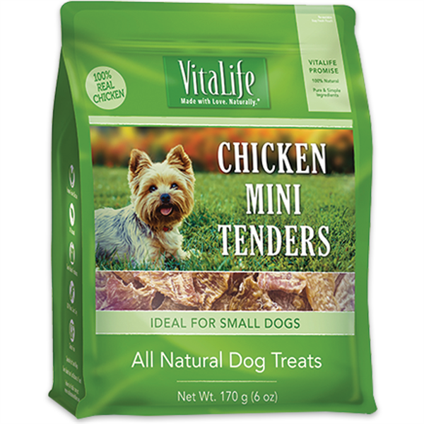 Vitalife 170g Chicken Tender Mini