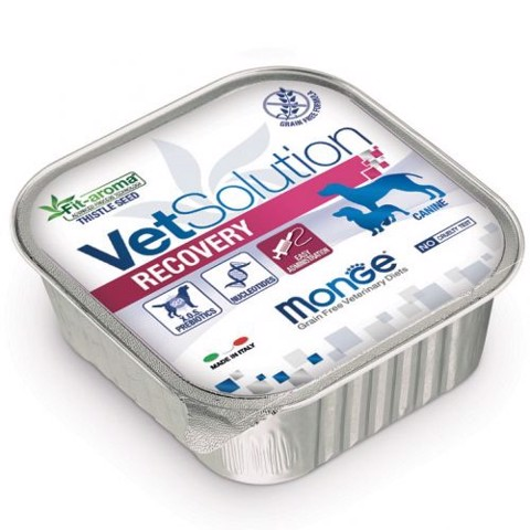 Monge VetSolution 150g Canine Recovery