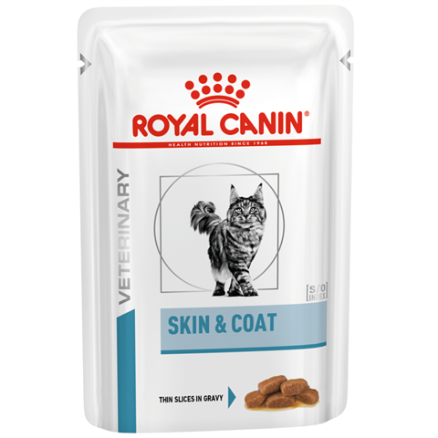 Royal Canin Cat Skin & Coat 85g