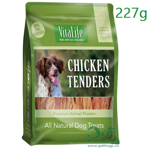 VitaLife Chicken Tenders 227g