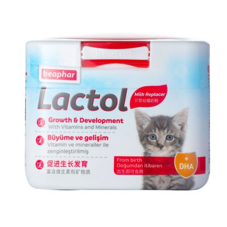 Beaphar Kitten Lactol Milk Replacer 250g