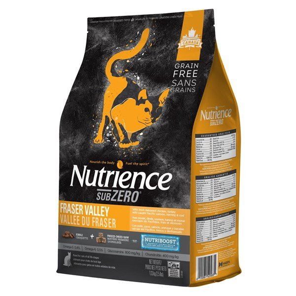 Nutrience Grain Free Subzero Fraser Valley