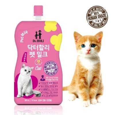 Dr.Holi Pet Milk Cat 200ml