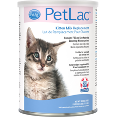 PetAg PetLac Powder for Kittens 300g