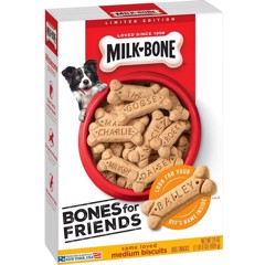Milk-Bone Limited Edition Bones For Friends Original Medium Biscuit 680g (24oz)
