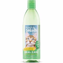 Tropiclean Fresh Breath Oral Care Water Additive for Cats 473ml