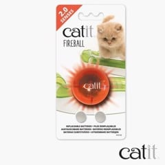 Catit Fireball 2.0 senses