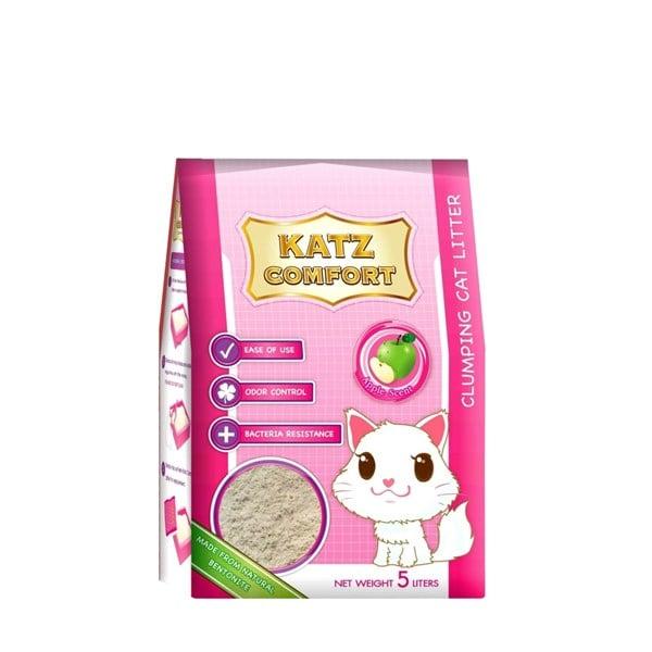 Cát vệ sinh cho mèo Katz Comfort