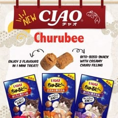 CIAO churu-bi short-stick 4pcs