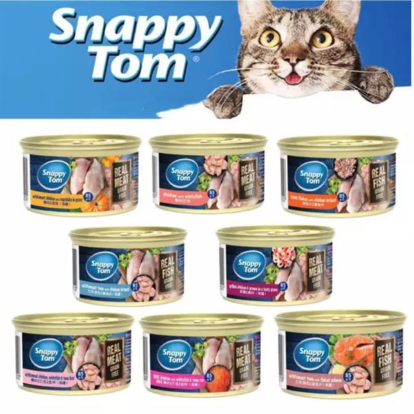 Snappy Tom 85g