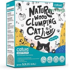 Cature Clumping Smart Pellets
