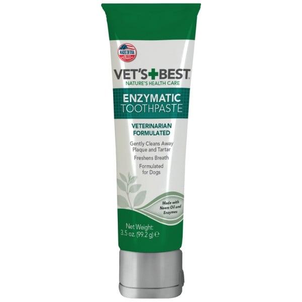 Vet's Best Enzymatic Dog Toothpaste 99.2g (3.5-oz)
