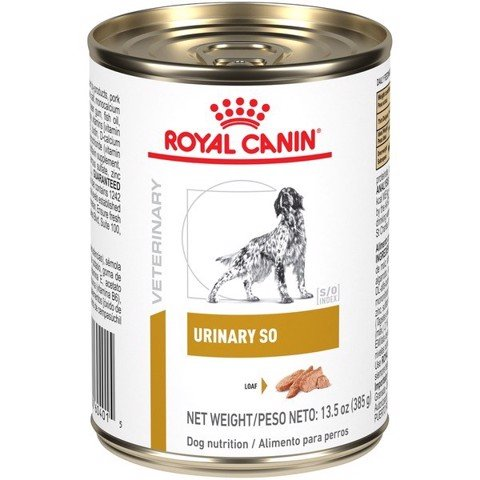 Royal Canin Urinary S/O for dog in Loaf (paté) 410g
