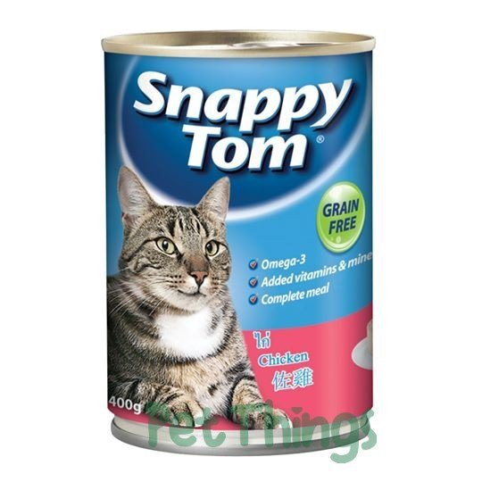 Snappy Tom Chicken Loaf (paté) 400g