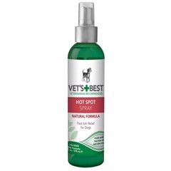 Vet's Best Hot Spot Itch Relief Spray for Dog 8oz (236ml)