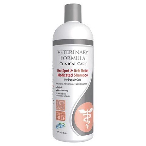 Veterinary Formula Hot Spot & Itch Relief Shampoo 473ml
